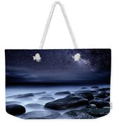 Where No One Has Gone Before Weekender Tote Bag