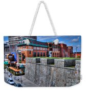 Where Old Meets New Weekender Tote Bag