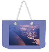Where Rivers Meet The Sea Weekender Tote Bag