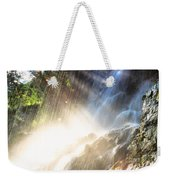 Where The Light Meets The Water Weekender Tote Bag