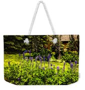 Where The Lupines Grow Weekender Tote Bag