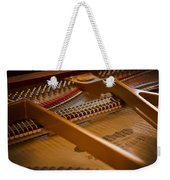 Where The Music Lives Weekender Tote Bag