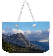 Where The Valley Leads Weekender Tote Bag