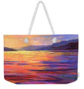 Where The Whales Play 2 Weekender Tote Bag