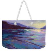 Where The Whales Play 3 Weekender Tote Bag