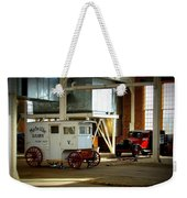 Where They Wait Weekender Tote Bag