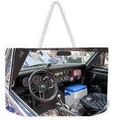 Wheres The Ac Button Weekender Tote Bag