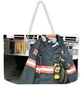 Where's The Fire? Weekender Tote Bag