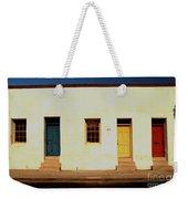 Which Door Do I Choose Weekender Tote Bag