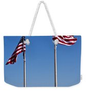 Which Way The Wind Blows Weekender Tote Bag