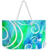 Whimsical By Jan Marvin Weekender Tote Bag