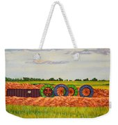 Whimsical Design Weekender Tote Bag