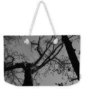 Silhouette Trees Weekender Tote Bag