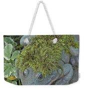 Whimsical Frog Weekender Tote Bag