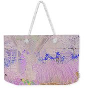 Whimsical Garden Weekender Tote Bag by Bobbee Rickard