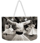 Whirling Dervishes Weekender Tote Bag