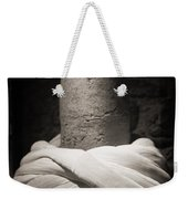 Whirling Dervishes Turban Black And White Weekender Tote Bag