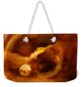 Whirling In The Clouds Weekender Tote Bag