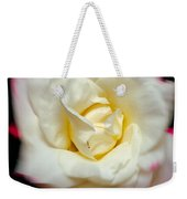 Whirling Rose Weekender Tote Bag