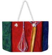 Whisks Weekender Tote Bag