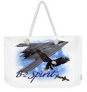 Whispering Spirit Weekender Tote Bag
