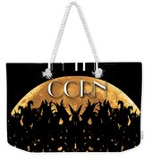 Whispers In The Corn Book Cover Weekender Tote Bag