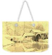 Whispers Of Mabry Mill Weekender Tote Bag