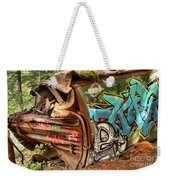 Whistler Train Wreck Stopping Point Weekender Tote Bag