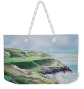 Whistling Straits 7th Hole Weekender Tote Bag