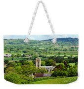 Whitchurch Canonicorum Overview  Weekender Tote Bag