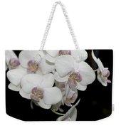 White And Pale Pink Phalaenopsis   9920 Weekender Tote Bag