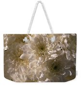 White And Pure Weekender Tote Bag