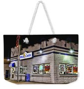 White Castle Weekender Tote Bag
