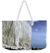 White Cliffs At Birling Gap Weekender Tote Bag