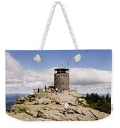 White Face Lookout Weekender Tote Bag