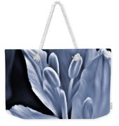 White Feathers Weekender Tote Bag