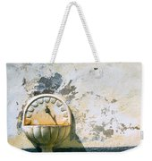 White Fountain Weekender Tote Bag