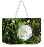 White Glow Weekender Tote Bag