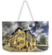 White Hart At Todmorden  Weekender Tote Bag