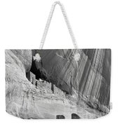 White House Black And White Weekender Tote Bag