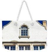 White House In Bruges Weekender Tote Bag