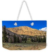 White Knob Mountain Peak Weekender Tote Bag