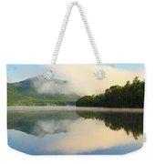 Morning On Lake Chocorua Weekender Tote Bag