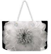 White Magic Weekender Tote Bag by Karen Wiles