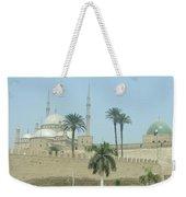 White Mosque Weekender Tote Bag