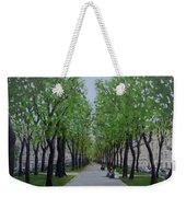White Night In St. Petersburg Weekender Tote Bag