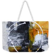 White Out 3 Weekender Tote Bag