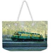 White Pass Railroad 2 Weekender Tote Bag