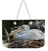 White Pelican 1 Weekender Tote Bag