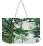 White Pine Trees, Wisconsin, Usa Weekender Tote Bag